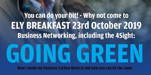 Ely Breakfast Networking