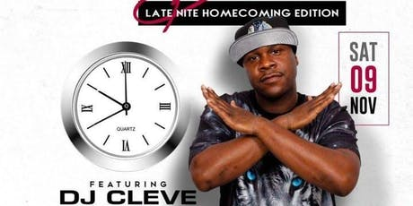 10:40 Break Late Nite Edition tickets