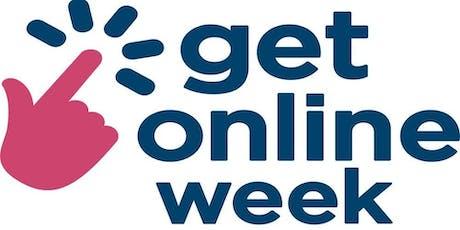 Get Online Week (Burnley Campus) #golw2019 #digiskills tickets