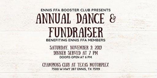 Ennis FFA Booster Club Dinner and Dance