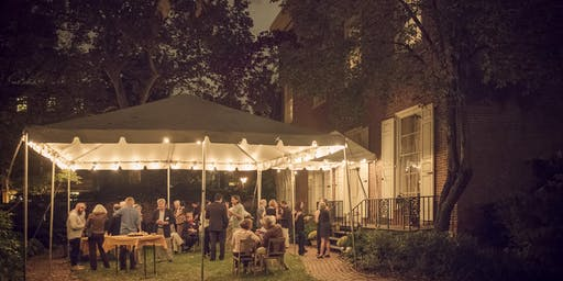 The Hill-Physick House Wine & Beer Fundraiser