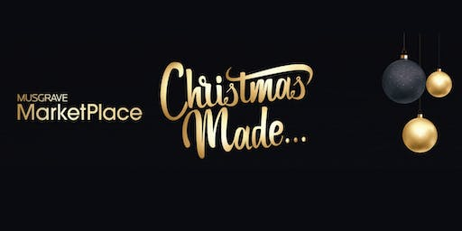 Musgrave MarketPlace Christmas Launch Event - Galway