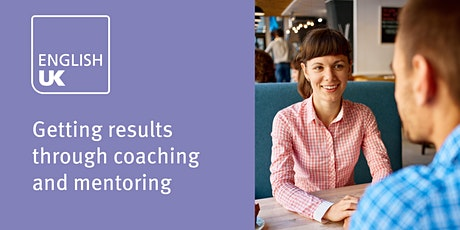 Getting results through coaching and mentoring - London, 28 October tickets