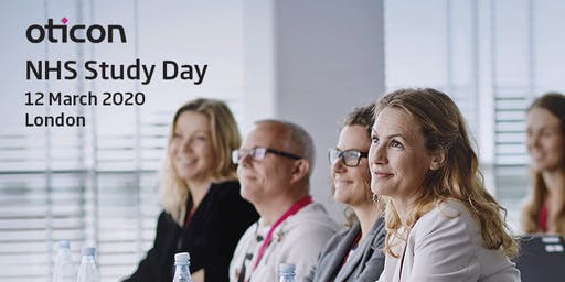 Oticon NHS Study Day 12 March 2020 - London