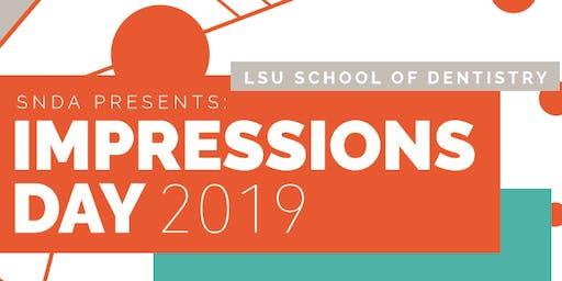 LSU SNDA Impressions Day 2019