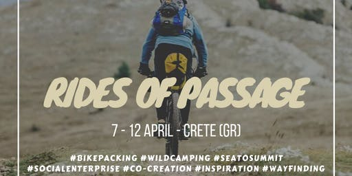 Rides of Passage - Crete // 6 - Day Adventure