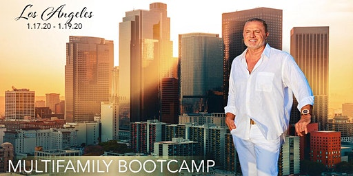 Multifamily Bootcamp with Rod Khleif Los Angeles 2020
