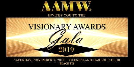 AAMW Visionary Awards Gala tickets