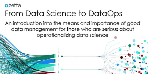 From Data Science to DataOps