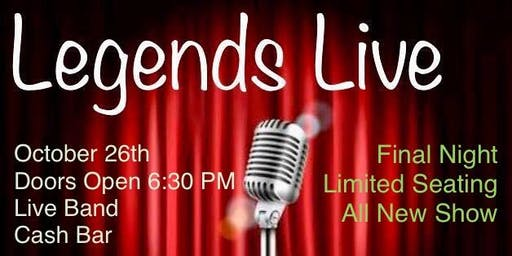 Legends Live Tribute Show