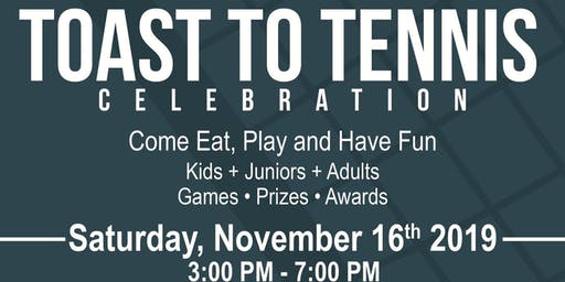 USTA Annual Toast to Tennis Celebration