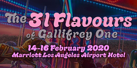 Gallifrey One: The 31 Flavours of Gallifrey One tickets