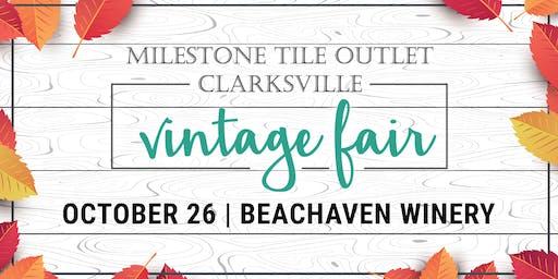 Clarksville Vintage Fair - October 2019