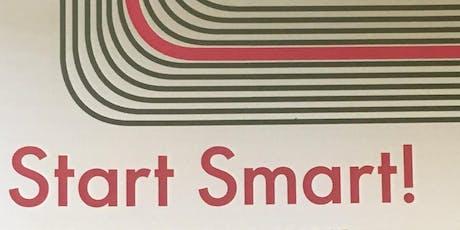 Start Smart ! tickets