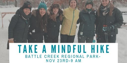 Group Hike: Take a Mindful Hike [Hike with Guided Meditation]