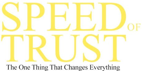 Speed of Trust Foundations tickets