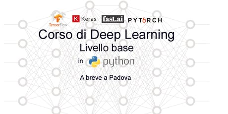 Corso di Deep Learning da 0 a Ninja biglietti