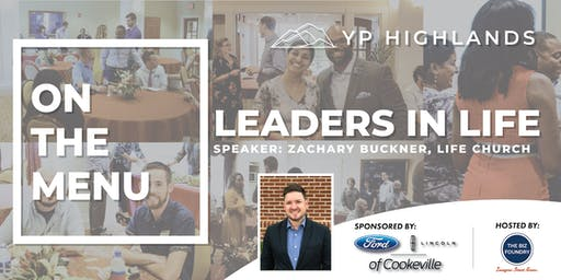 YPH: On the Menu – Leaders in Life