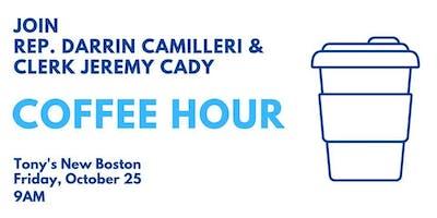 Huron Township Coffee Hour