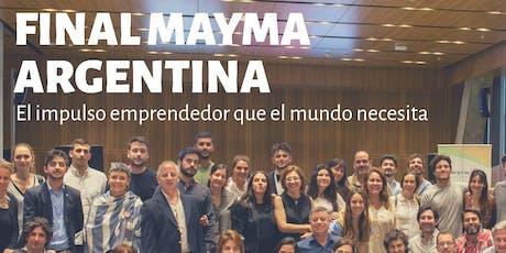 Final Mayma Argentina 2019 entradas