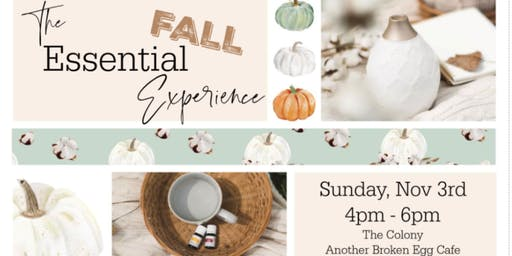 The Essential Fall Experience