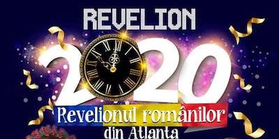 Revelionul Românilor din Atlanta 2020
