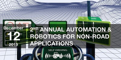 2nd Annual Automation & Robotics for Non-Road Applications