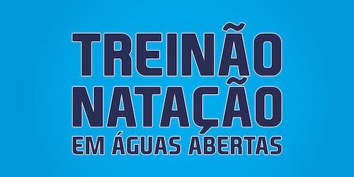 Treinão Natação em Águas Abertas | Ponta do Papagaio - Palhoça/SC