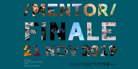 Finale du Prix Mentor 2019 tickets