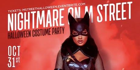 NIGHTMARE ON M STREET (Halloween Party at Ozio)  tickets