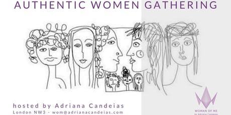 Authentic Women Gathering (WOMAN OF ME circle) tickets