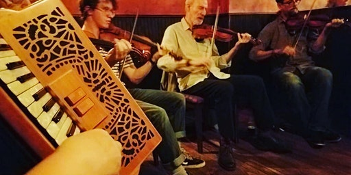Traditional Irish Session at Conor O'Neill's