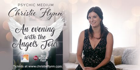 Fredericton Fundraiser With Psychic Medium Christie Flynn tickets