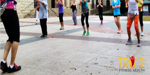 "CANCELLED!""ZUMBA  OUTSIDE"" 
