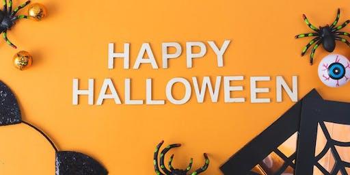 Kids Spooky Crafts - October Half Term Holiday Club