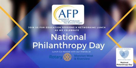 AFPNB - National Philanthropy Day 2019 (15-Nov-19) tickets