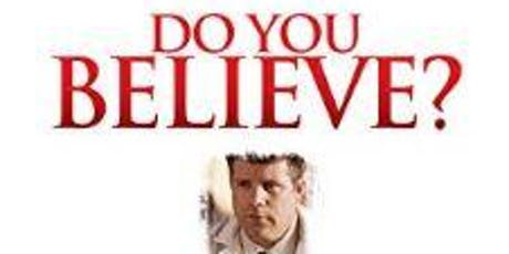 """Women's Bible Review Fellowship A Study Based on the Movie """"Do You Believe"""" tickets"""