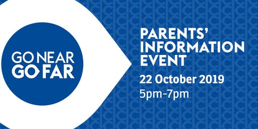 Parents' Information Event