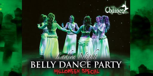 Belly dance party - Halloween special