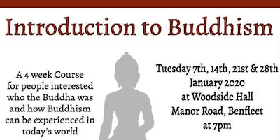 Introduction to Buddhism, 4 Week Beginners Course from Essex Meditation