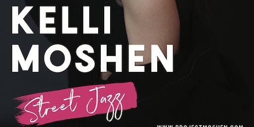 Street Jazz with Kelli Moshen
