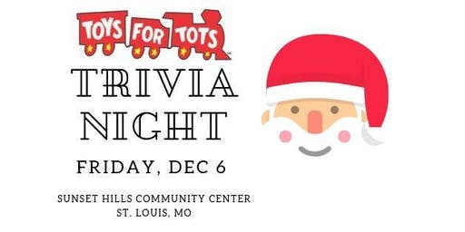 Toys for Tots Trivia Night
