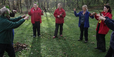 Nature's Footprints - NOCN Level 3 Certificate for Forest School Leaders tickets