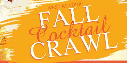 Fall Cocktail Crawl