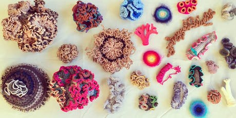 Introduction to Hyperbolic Crochet Workshop tickets