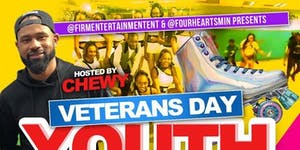 Veterans Day Youth Shake & Skate