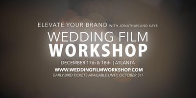Wedding Film Workshop - Atlanta