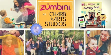 Zumbini Classes in Toronto (Oct 18 - Nov 29) tickets