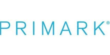 Primark: Merchandising Student Placement Event 2019 tickets