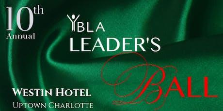 YBLA Leaders' Ball  tickets